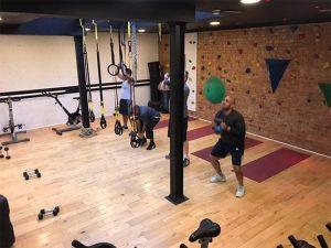 Lean body uk gym studio