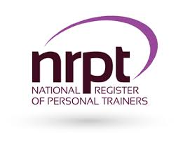 national register of personal trainers logo