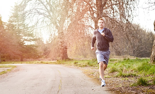 Does Exercise Help Handle Stress
