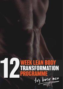 12 week leanbody transformation ebook